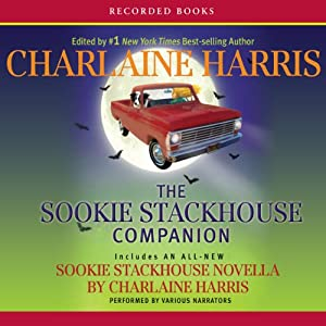 The Sookie Stackhouse Companion Audiobook