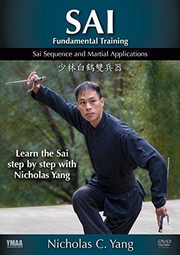Sai: Fundamental Training Sequence & Martial
