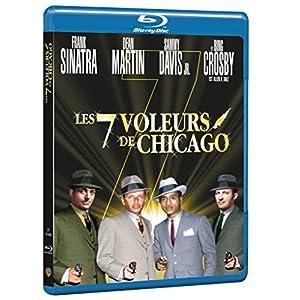 Les 7 voleurs de chicago [Blu-ray]