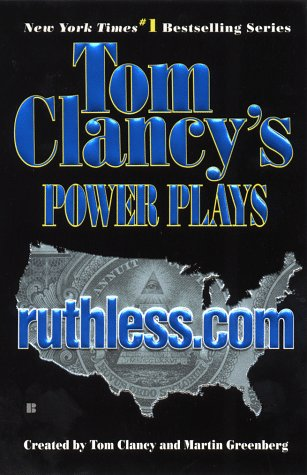 Image for Power Plays 02: Ruthless.com (Power Plays)