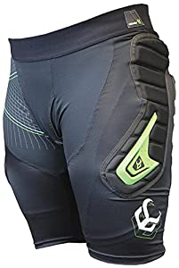 Demon Snow Flex-Force X D3o Short Body Armor - Men's Black, S