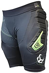 Demon Snow Flex-Force X D30 Short Body Armor - Men's Black, XS