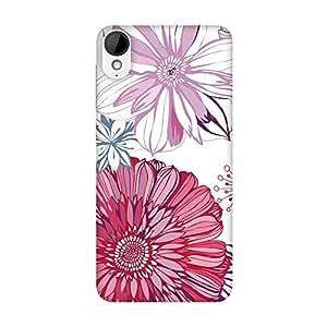FASHEEN Premium Designer Soft Case Back Cover for HTC Desire 825