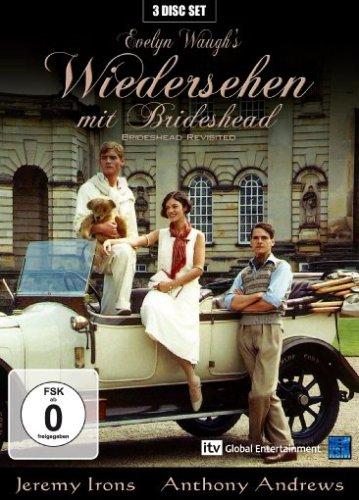 Wiedersehen mit Brideshead (3 Disc Set)