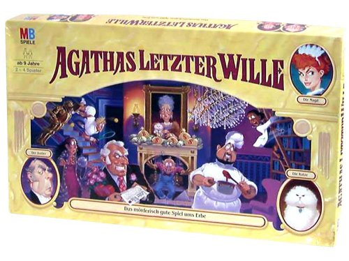 Agathas Letzter Wille