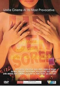 Uncensored - Undie Cinema At It's Most Provocative - Philippine DVD
