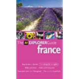 AA Explorer France (AA Explorer Guides)