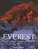 img - for Everest: Eighty Years of Triumph and Tragedy book / textbook / text book
