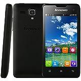 Unlock Original Lenovo A396 4.0 Inch 3g Android 2.3 Smart Phone Sc8830a Quad Core 1.3ghz Wcdma & GSM Network (Black)