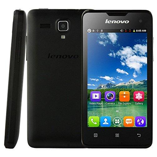 Unlock Original Lenovo A396 4.0 Inch 3g Android 2.3 Smart Phone Sc8830a Quad Core 1.3ghz Wcdma & GSM Network (Black) (Lenovo A396 Quad Core compare prices)