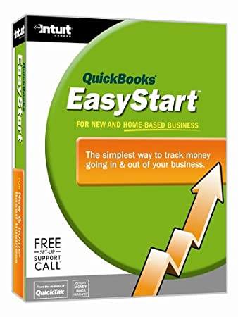 QuickBooks EasyStart 2006 Windows [Old Version]