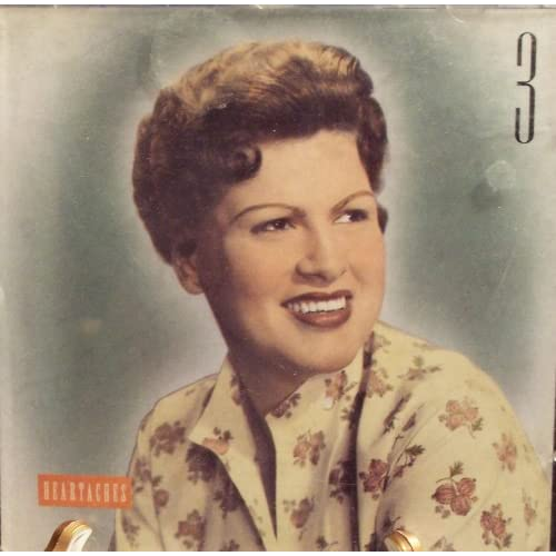 Patsy Cline - The Patsy Cline Collection 3: Heartaches - Amazon.com