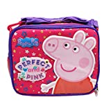 Peppa Pig Perfect And Pink Lunch Cooler Bag
