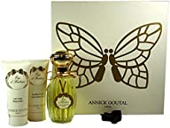 Annick Goutal Eau d'Hadrien 3 Piece Perfume Gift Set for Women