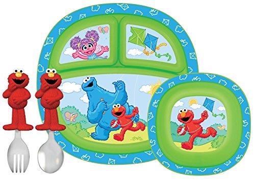 Sesame Street Toddler Dining Set front-1018718