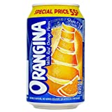 Orangina with Real Orange Pieces 24x330ml