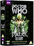 Doctor Who: Dalek War (Frontier in Space / Planet of the Daleks) [DVD] [1973]