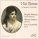 L'Oeuvre Vocale 23 Melodies