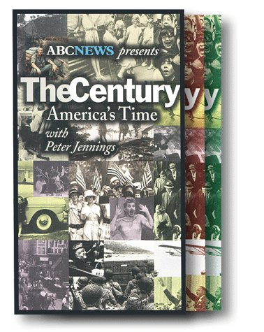 century-americas-time-vhs-import-usa