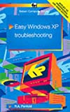 img - for Easy Windows XP Troubleshooting (Babani computer books) book / textbook / text book