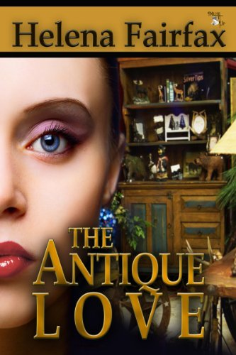 Book: The Antique Love by Helena Fairfax