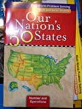 Real-World Problem Solving: Our Nation's 50 States (Math and Social Studies, Number and Operations) (0021059799) by McGraw-Hill