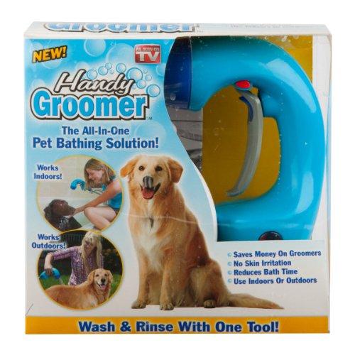 Pet Dog Bath Grooming Bathing Indoor Faucet Outdoor Hose