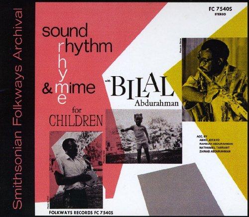SOUND RHYTHM RHYME & MIME FOR CHILDREN