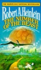 The Number of the Beast   [NUMBER OF THE BEAST] [Mass Market Paperback]