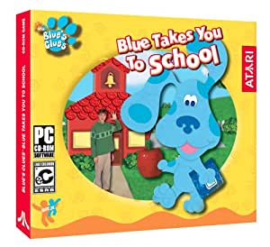Blues Clues: Takes You to School (Jewel Case)