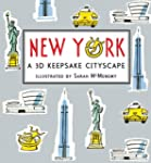 New York: A 3D Keepsake Cityscape