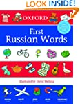 Oxford First Russian Words (First Words)