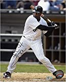 "Carl Everett Chicago White Sox Autographed 8"" x 10"" Hitting Photograph - Fanatics Authentic Certified"