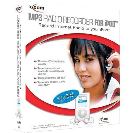 X-OOM MP3 Radio Recorder ( Windows )