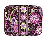 Vera Bradley Laptop Sleeve in Purple Punch