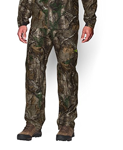 Under Armour Men's Storm Gore-Tex Essential Rain Pants, Realtree AP-Xtra, Large (Gore Tex Rain Suit compare prices)