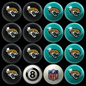 NFL Home Versus Away Team Billiard 8-Ball Set by Imperial
