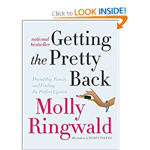 Friendship, Family, and Finding the Perfect Lipstick - Molly Ringwald