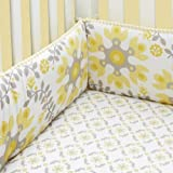 MiGi Crib Sheet, Sweet Sunshine (Discontinued by Manufacturer)