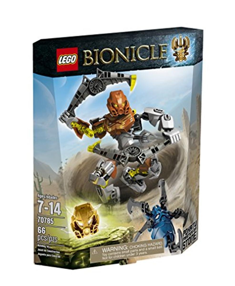 [해외] LEGO BIONICLE POHATU - MASTER OF STONE TOY