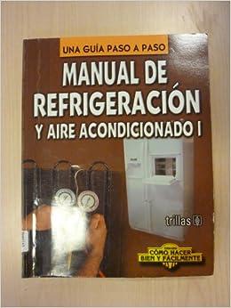 manual de refrigeracion y aire acondicionado i