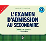 L'examen d'admission au secondaire