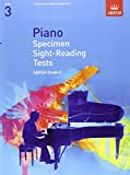 Piano Specimen Sight-Reading Tests, Grade 3 (ABRSM Sight-Reading)