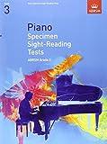 ABRSM Piano Specimen Sight-Reading Tests, Grade 3 (ABRSM Sight-reading)