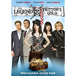 Legend of Fritton's Gold