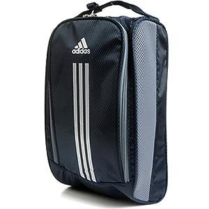 Genuine Adidas Shoe Bag Zipped Shoe Bag Golf Football Shoe Bag Sports Shoe Bag from adidas