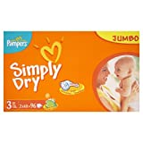 Pampers Simply