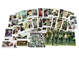Fanstown Kpop BTS Bangtan Boys Postcard with Lomo Cards Got7 Infinite (BTS postcard B)