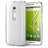 Motorola Moto X Play Hülle, iVoler Premium Hülle Tasche