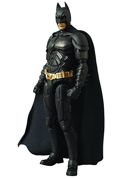 Medicom - Batman The Dark Knight Rises figurine Medicom MAF Batman 15 cm